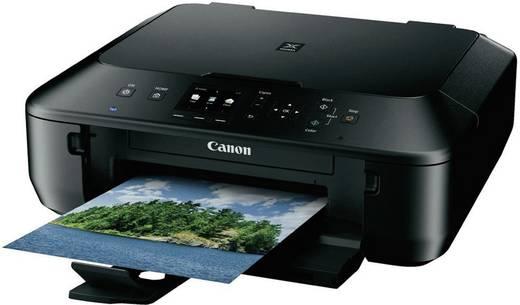 Canon PIXMA MG5550 Tintenstrahl-Multifunktionsdrucker A4 Drucker, Scanner, Kopierer WLAN, Duplex