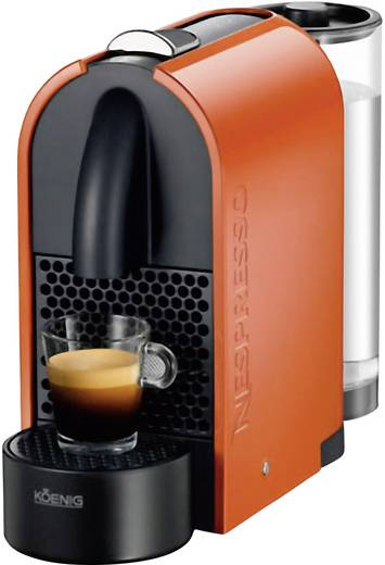 KOENIG U PURE ORANGE B03131 NESPRESSO