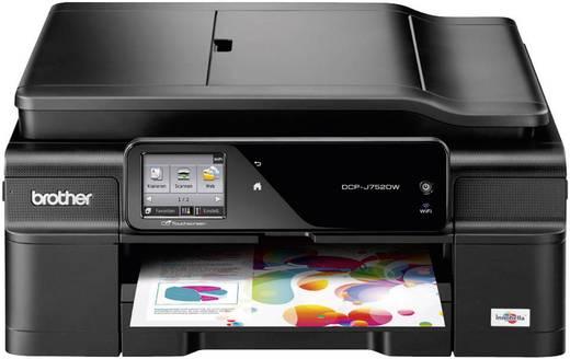 Brother DCP-J752DW Tintenstrahl-Multifunktionsdrucker A4 Drucker, Scanner, Kopierer WLAN, Duplex, ADF
