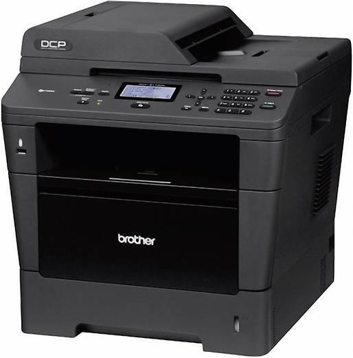 Brother DCP-8110DN Monolaser-Multifunktionsdrucker A4 Drucker, Scanner, Kopierer LAN, Duplex, ADF