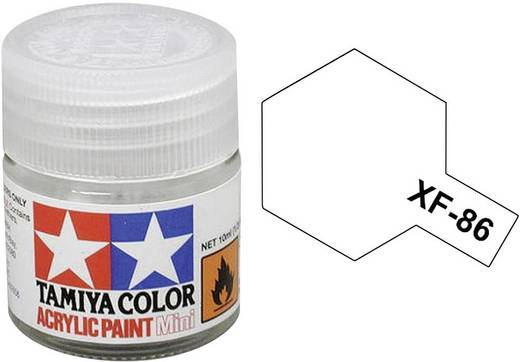 Tamiya Acrylfarbe Klar (matt) Lack Farbcode: XF-86 Glasbehälter 10 ml