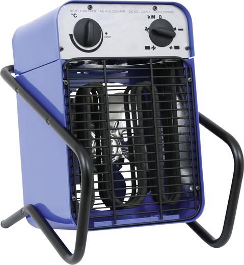 Bauheizer Sonnenkönig Ventus 50 5000 W Blau