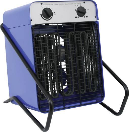 Bauheizer Sonnenkönig Ventus 150 15000 W Blau