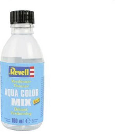 Revell Aqua Color Mix Verdünner & Trocknungsverzögerer 100 ml Glasbehälter