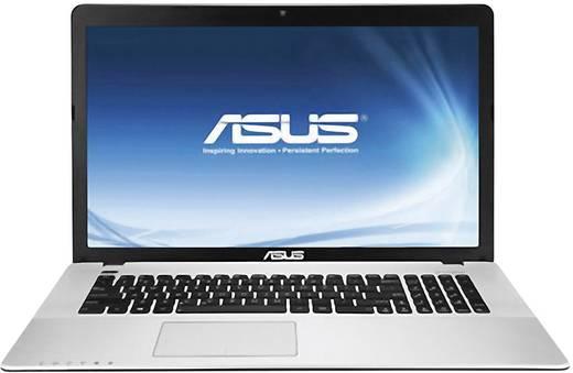 Asus X750LN-TY012H 43.9 cm (17.3 Zoll) Intel Core i7 8192 MB Nvidia GeForce GT840M Windows® 8 64-Bit Dark-Grey