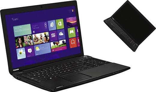 Toshiba Satellite Pro C50-A-1L7 39.6 cm (15.6 Zoll) Toshiba 4096 MB Windows® 7 Professional 64-Bit