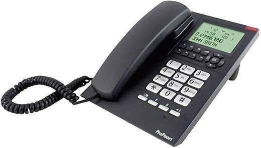 Schnurgebundenes Telefon, analog Profoon TX-325 Freisprechen Farb-TFT/LCD Schwarz