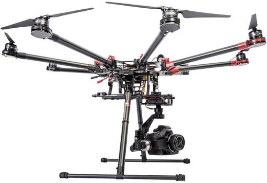 DJI S1000+ PLUS Octocopter Bausatz & WKM & Z15 Panasonic GH4