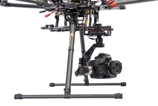 DJI S1000+ PLUS Octocopter Bausatz & WKM & Z15 BMCC SET