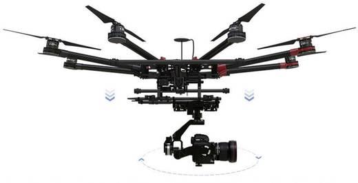 DJI S1000+ Plus Octocopter Bausatz & A2 Flugsteuerung & Z15 BMPC Kamera