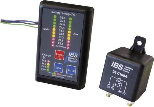 Batteriewächter Entladungsschutz, Überladungsschutz 24 V IBS IBS-DBS/24V-EM