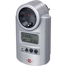 Image of Brennenstuhl ENERGIE-KOSTEN-MESSGERÄT PM231E CH-Version Energiekosten-Messgerät integrierte Kindersicherung