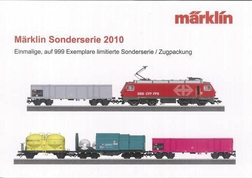 Märklin 26567 H0 Märklin Güterzug SBB Sonderserie 2010 limitiert auf 999 Stk.