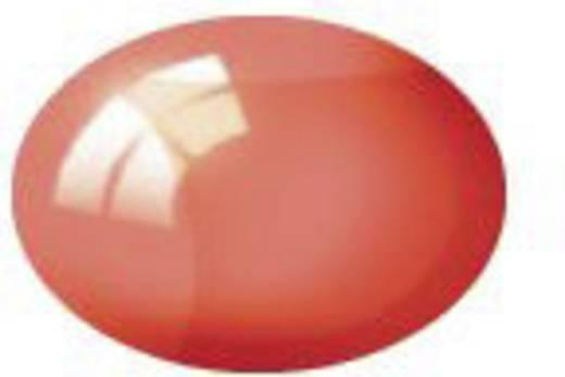 Revell Aqua Color Farbe Rot (klar) 36731 Dose 18 ml