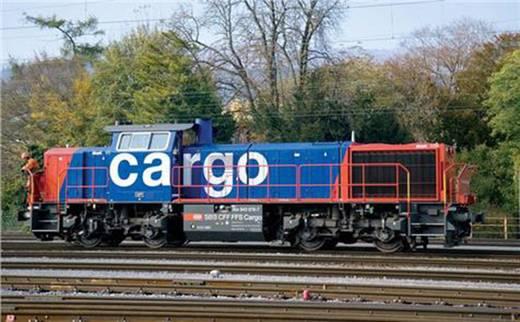 Hobbytrain SBB Cargo Am 843 Diesellok