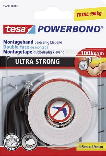 tesa Doppelseitiges Klebeband tesa® Powerbond 1 Rolle(n)