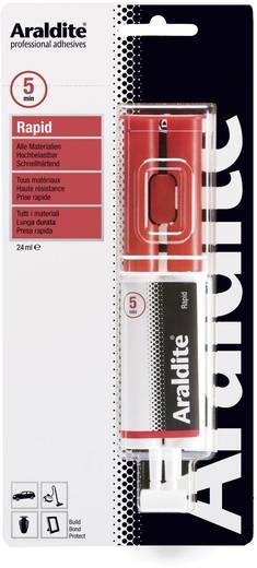 Araldit Rapid 2K Zwei-Komponentenkleber 24 ml