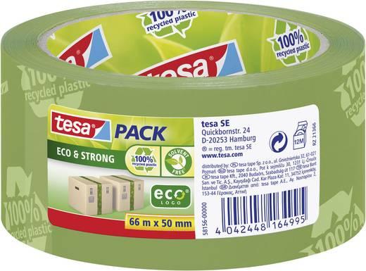 Packband tesa® Eco&Strong Grün (L x B) 66 m x 50 mm tesa 1 Rolle(n)
