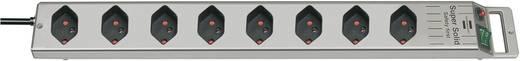 Super-Solid-Line 8fach Steckdosenleiste mit Schalter