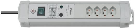 Überspannungsschutz-Steckdosenleiste Steckdosenleiste 4fach Blitzschutz