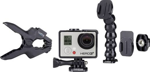 Action Cam GoPro HERO3+ Black Edition Music CHDBX-302
