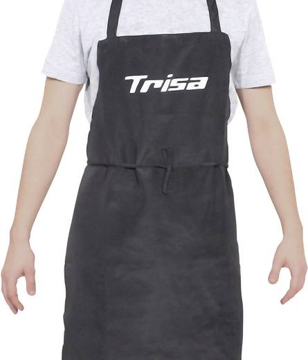 Grill Trisa Plancha Silber, Schwarz