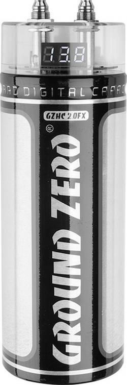 Image of PowerCap 2 F Ground Zero GZHC 2.0 F