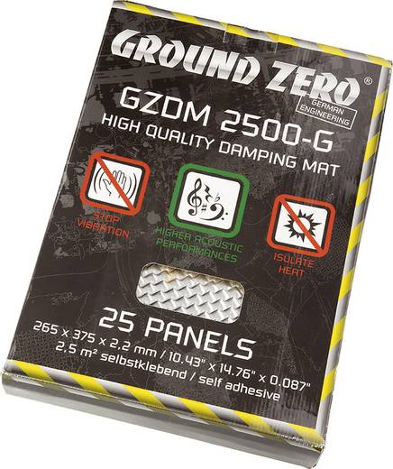 Ground Zero GZDM 2500-GOLD