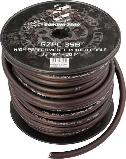 Ground Zero GZPC 35B 35 mm² Power Kabel 30M
