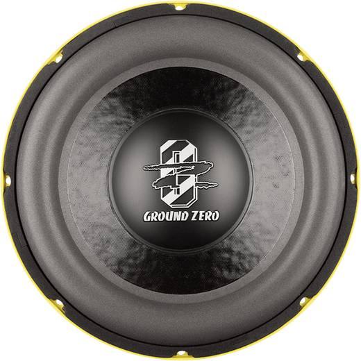 Ground Zero GZRW 30SPL Auto-Subwoofer-Chassis 300 mm 1000 W 4 Ω