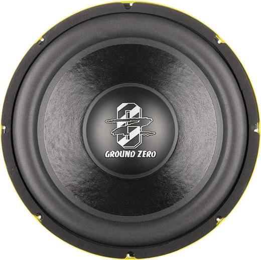 Auto-Subwoofer-Chassis 380 mm 1500 W Ground Zero GZRW 38SPL 4 Ω