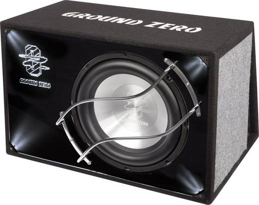 Auto-Subwoofer passiv Ground Zero GZHB 30XBT
