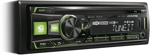 Alpine Car Audio CDE-183BT Autoradio