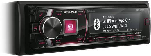 Alpine Car Audio CDE-178BT Autoradio Anschluss für Lenkradfernbedienung