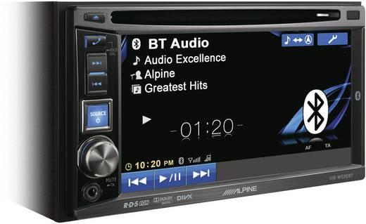 Alpine Car Audio IVE-W530BT Doppel-DIN Moniceiver Anschluss für Lenkradfernbedienung, Anschluss für Rückfahrkamera