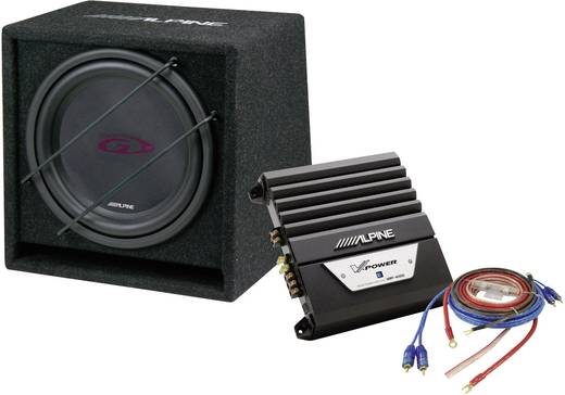 Car-HiFi-Set Alpine Car Audio SBG-12KIT