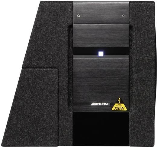Auto-Subwoofer aktiv Alpine Car Audio SWE-3200