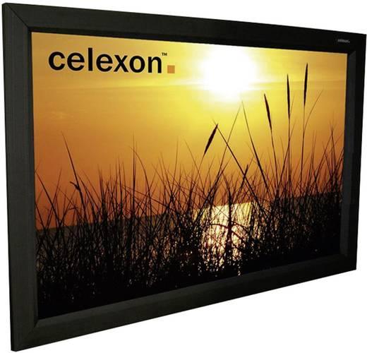 Celexon Home Cinema Rahmenleinwand 1090224 Rahmenleinwand