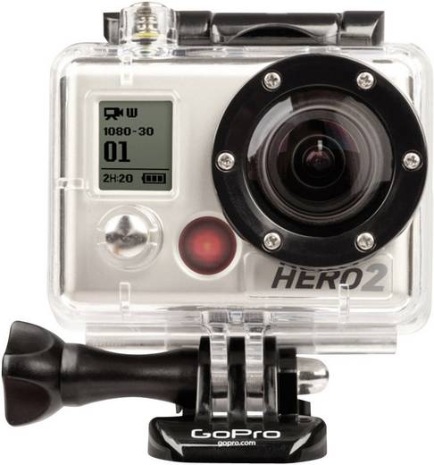GoPro CHDMH-002 + AWPAK-001 Action Cam