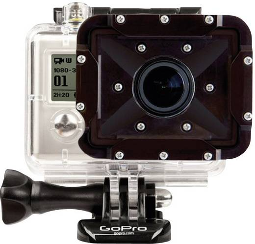 GoPro HD HERO 2, édition surf Action Cam