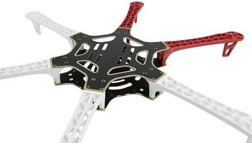 DJI Multicopter-Zentralplatte F 550 Zenterplatten