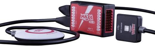 4-Kanal Heli-Kreisel DJI NAZA-H inkl. GPS-Modul, inkl. BEC-Set