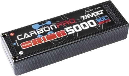 Team Orion Modellbau-Akkupack (LiPo) 7.4 V Box Hardcase Hochstrom-Buchse