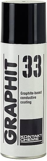 Graphitlack CRC Kontakt Chemie GRAPHIT 33 76009-AG 200 ml