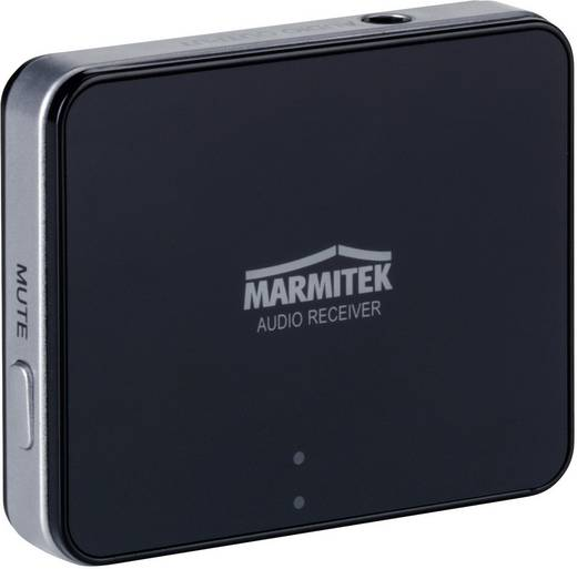 Marmitek Audio Anywhere 625 extra receiver Cinch (Stereo)-Funkübertragung (Empfänger) 40 m 2.4 GHz