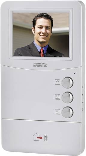Video-Türsprechanlage Zusatz-Monitor Marmitek 08056 Weiß
