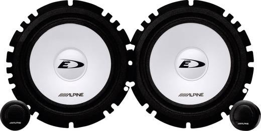 Alpine Car Audio SXE-1750S 2-Wege Koaxial-Einbaulautsprecher, 3-Wege Einbaulautsprecher-Set 280 W