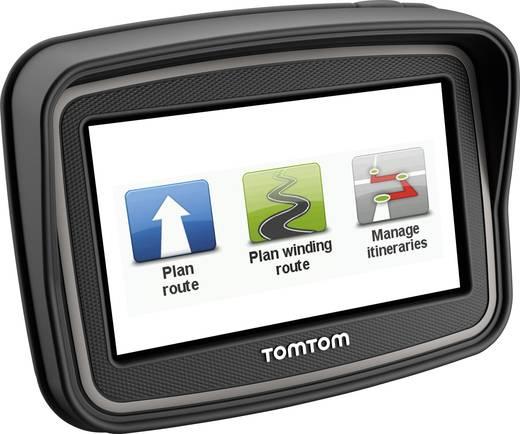 TomTom Rider Premium Pack EU 45 Motorrad-Navi 11 cm 4.3 Zoll Europa