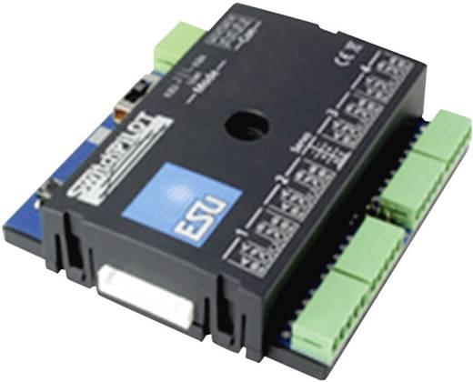 ESU 51820 SwitchPilot V2.0, 4-fach Magnetartikeldekoder, 2 x Servo, DCC/MM, 1A