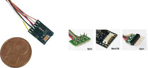 ESU 54684 LokPilot micro V4.0, DCC, 6-pol. NEM 651 mit Kabel